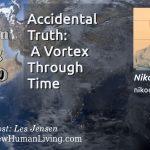Podcast with BlogTalkRadio host Les Jensen – New Human Living