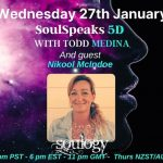 Live chat with Todd Medina from Soulogy One Studios